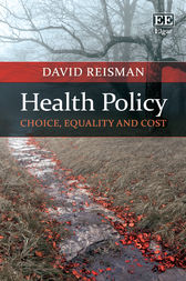 Health Policy by David Reisman
