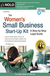 Women's Small Business Start-Up Kit, The by Peri Pakroo