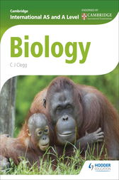 Cambridge International AS and A Level Biology by C. J. Clegg