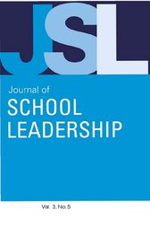 Jsl Vol 3-N5 by JOURNAL OF SCHOOL LEADERSHIP