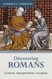 Discovering Romans by Anthony C. Thiselton