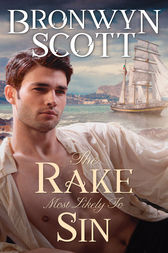 The Rake Most Likely to Sin: a regency romance by Bronwyn Scott