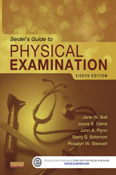 Seidel's Guide to Physical Examination - E-Book by Jane W. Ball
