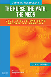 The Nurse, The Math, The Meds - E-Book by Joyce L. Mulholland
