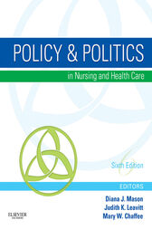 BOPOD - Policy & Politics in Nursing and Health Care by Diana J. Mason