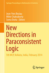 New Directions in Paraconsistent Logic by Jean-Yves Beziau
