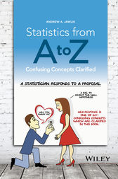 Statistics from A to Z by Andrew A. Jawlik