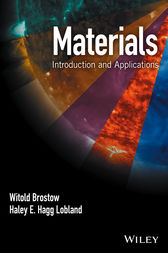 Materials by Witold Brostow