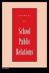 Jspr Vol 25-N2 by Journal of School Public Relations