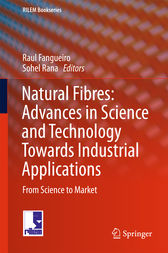 Natural Fibres: Advances in Science and Technology Towards Industrial Applications by Raul Fangueiro