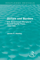 Dollars and Borders by James P. Hawley