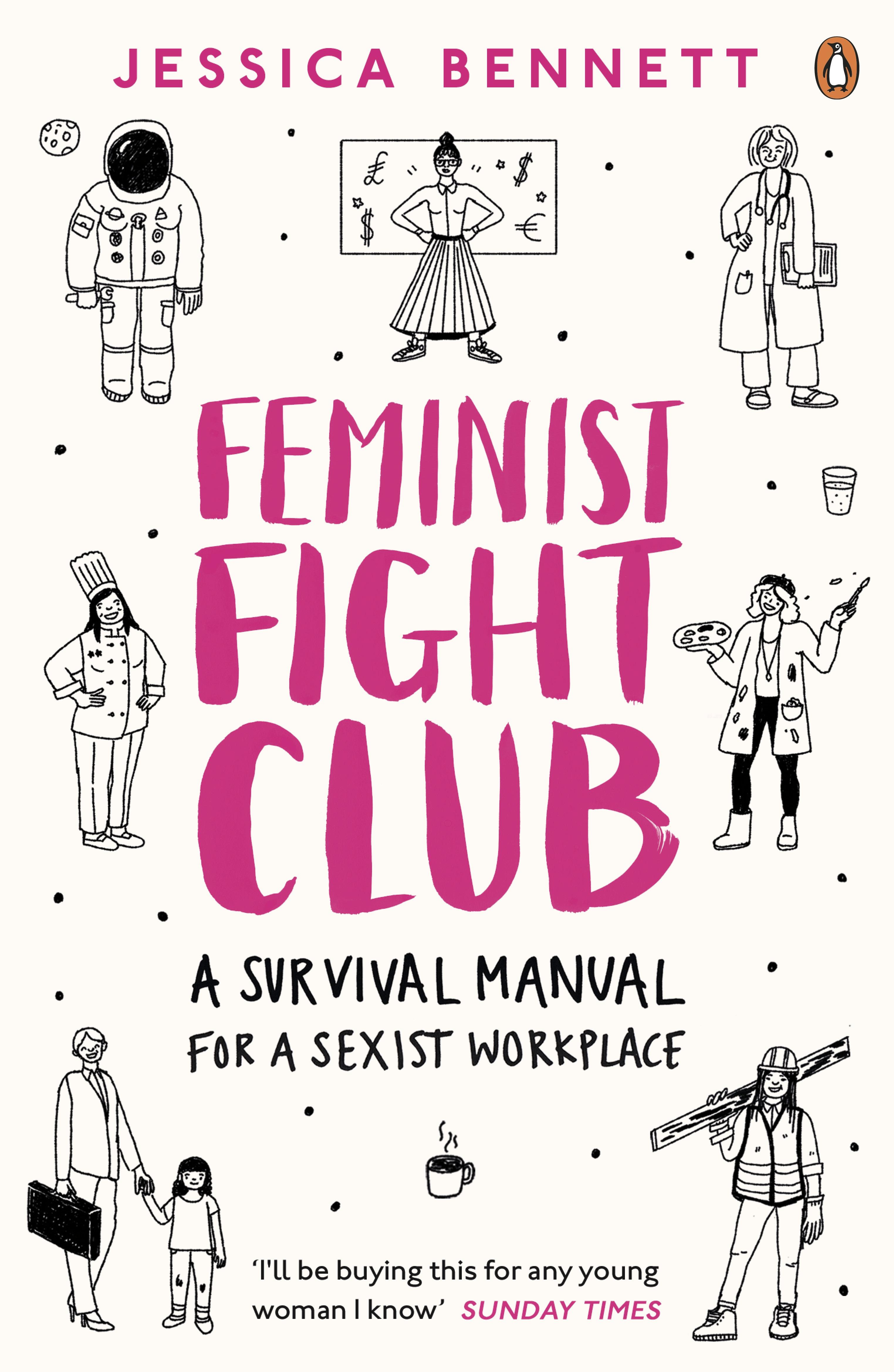 Download Ebook Feminist Fight Club by Jessica Bennett Pdf