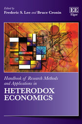 Handbook of Research Methods and Applications in Heterodox Economics by Frederic S. Lee