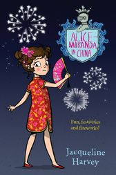 Alice-Miranda in China by Jacqueline Harvey