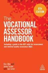 The Vocational Assessor Handbook by Ros Ollin