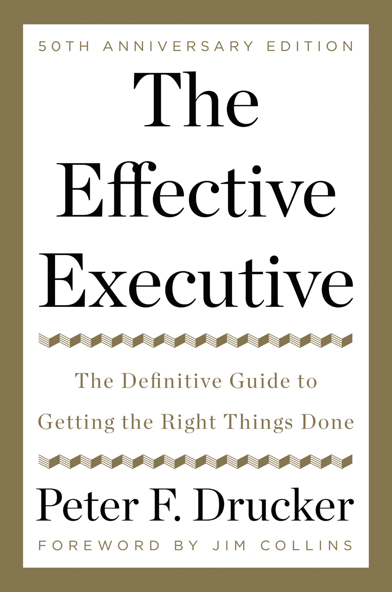 Download Ebook The Effective Executive by Peter F. Drucker Pdf