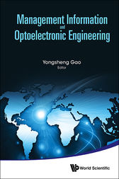 Management Information and Optoelectronic Engineering by Yongsheng Gao