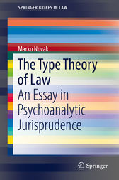 The Type Theory of Law by Marko Novak