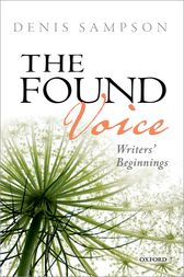 The Found Voice by Denis Sampson