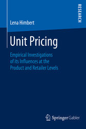 Unit Pricing by Lena Himbert