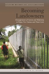 Becoming Landowners by Victoria C. Stead