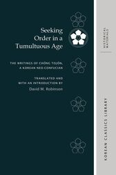 Seeking Order in a Tumultuous Age by David M. Robinson