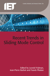 Recent Trends in Sliding Mode Control by Leonid Fridman