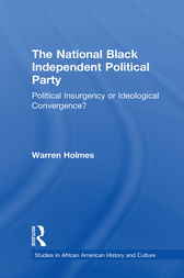 The National Black Independent Party by Warren N. Holmes