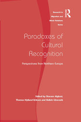 Paradoxes of Cultural Recognition by Sharam Alghasi
