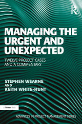 Managing the Urgent and Unexpected by Stephen Wearne