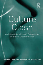 Culture Clash by Anne-Marie Mooney Cotter