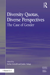 Diversity Quotas, Diverse Perspectives by Stefan Gröschl