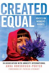 Created Equal by Anna Horsbrugh-Porter