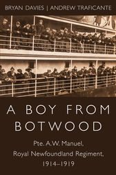 A Boy from Botwood by Bryan Davies