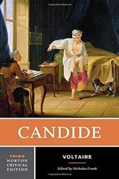 Candide by Voltaire;  Nicholas Cronk