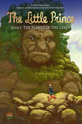 The Planet of the Giant by Gilles Adrien