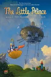 The Planet of the Cublix by Maud Loisillier