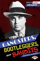Gangsters, Bootleggers, and Bandits by Heather E. Schwartz