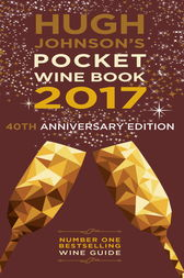 Hugh Johnson's Pocket Wine Book 2017 by Hugh Johnson
