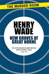 New Graves at Great Norne by Henry Wade