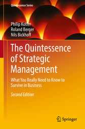 The Quintessence of Strategic Management by Philip Kotler