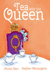 Tea with the Queen by Chrissi Hart