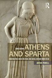 Athens and Sparta by Anton Powell