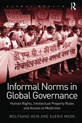 Informal Norms in Global Governance by Wolfgang Hein