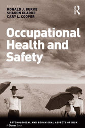 Occupational Health and Safety by Sharon Clarke
