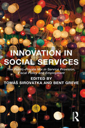 Innovation in Social Services by Tomáš Sirovátka