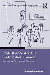 Discourse Dynamics in Participatory Planning by Diana MacCallum