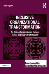 Inclusive Organizational Transformation by Rica Viljoen