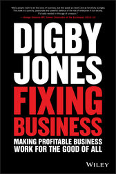 Fixing Business by Digby Jones