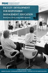 Faculty Development For Responsible Management Education by Principles for Responsible Management Education (PRME)